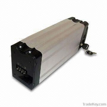 Electric Bicycle/Scooter Li-ion Battery Pack with 36V Nominal Voltage
