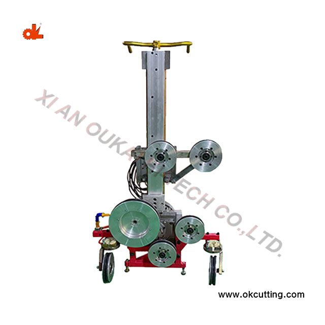 High Frequency Wire Saw