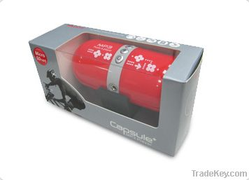 Capsule MP3 player