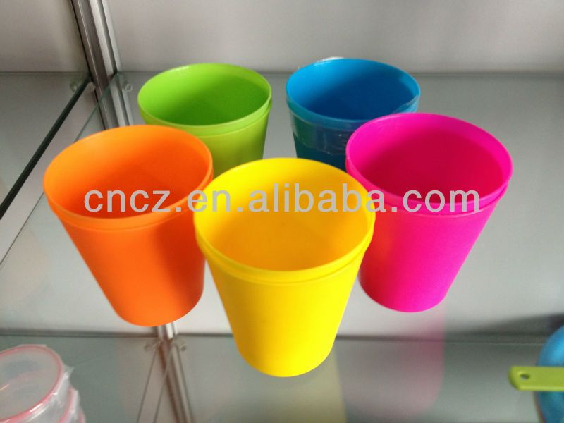 food grade PP plastic drinking mini cups