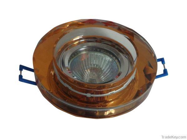 CD1010 Max 50W MR16 Flat-type Crystal downlight