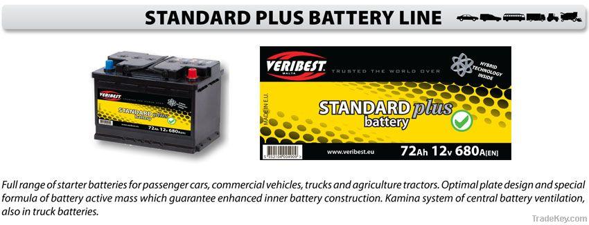 Standard Plus Battery