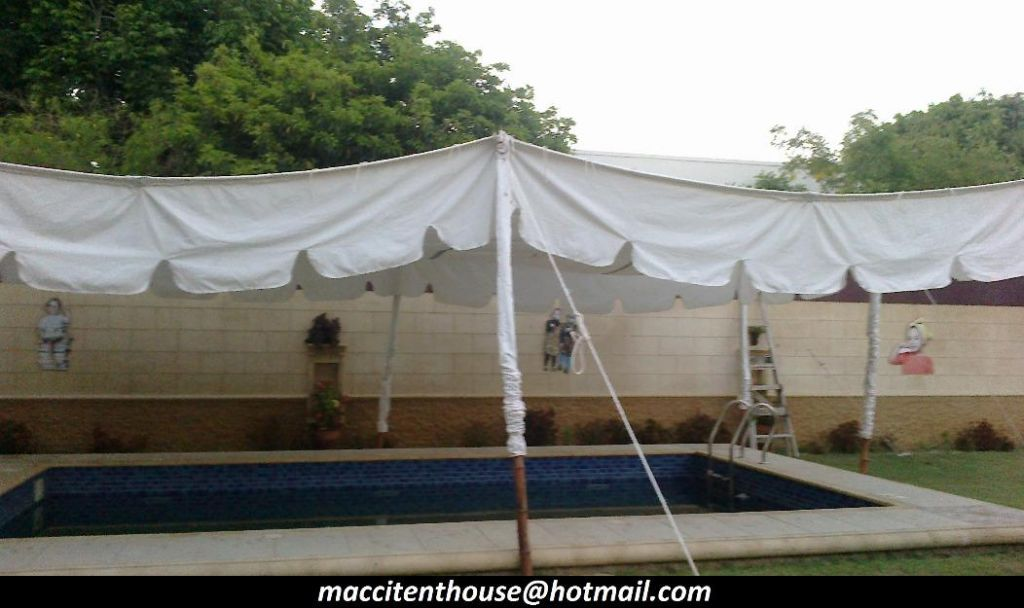 low priced 7391d 6d4e1 Buy Pakistani Shamiana Tent online from Macci Tent House at ...