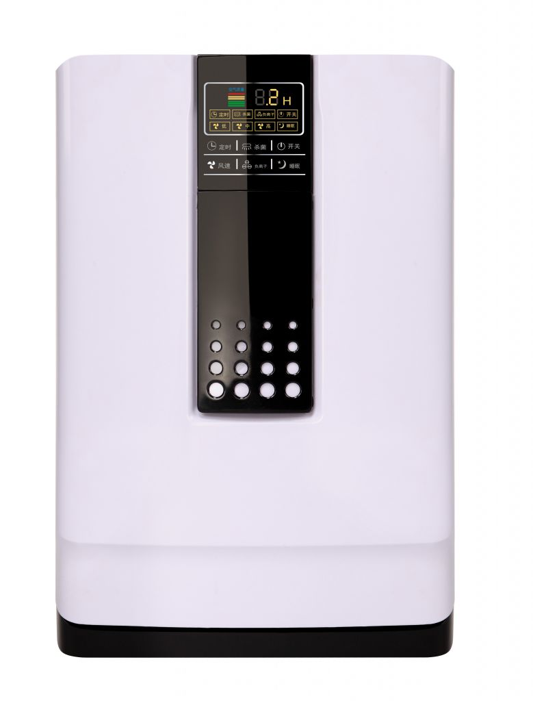 health care air purifier with humidifier air cleaning
