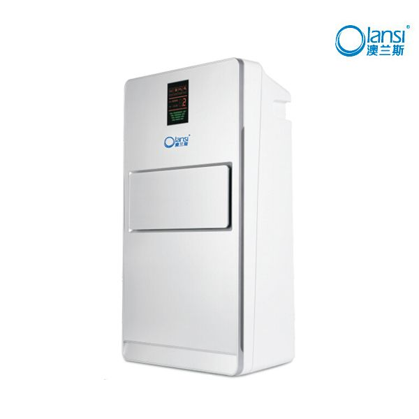 electrostatic air cleaner high sterilization uv lamp home air filter