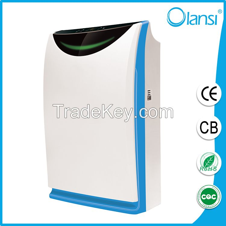 Olansi Hepa Air Purifier Ionizer K02A