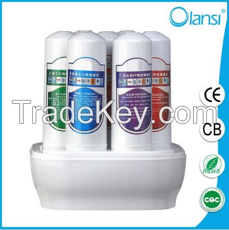 cheap plastic ultrafiltration UF water purifier