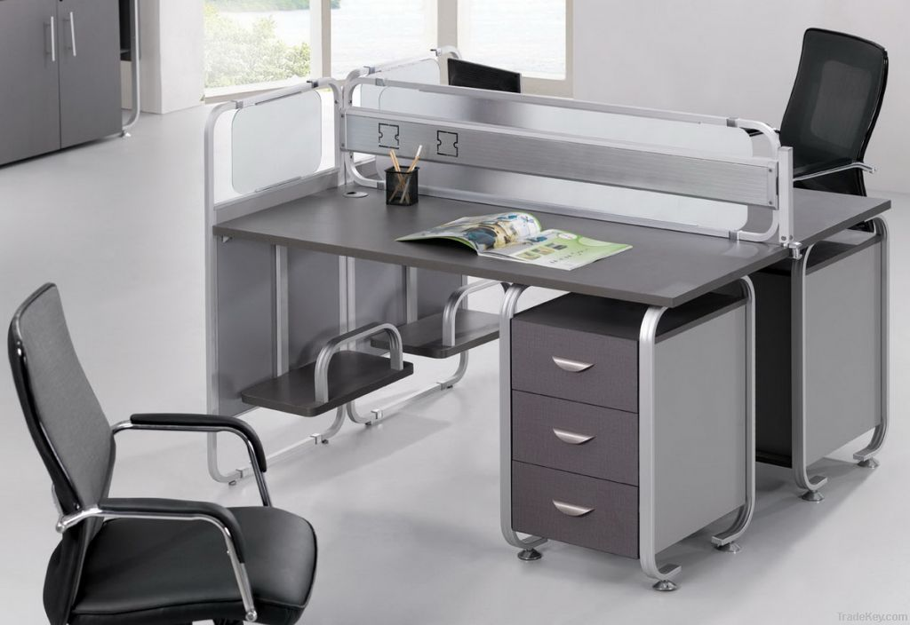 two people workstation
