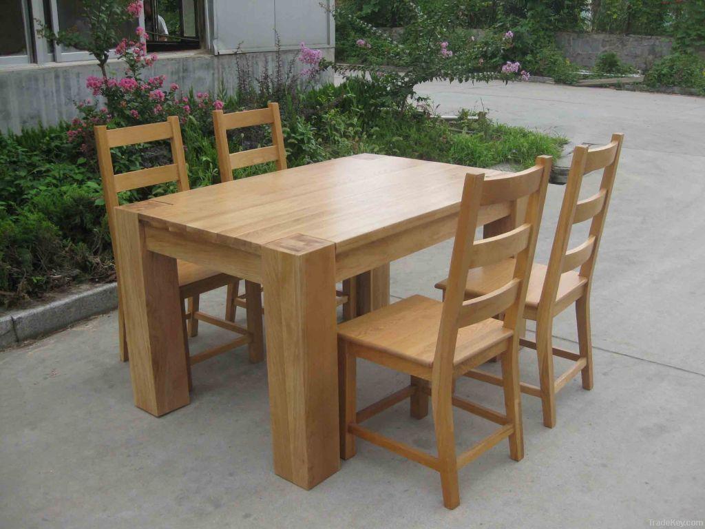 Oak Dining Sets For 2013 Design
