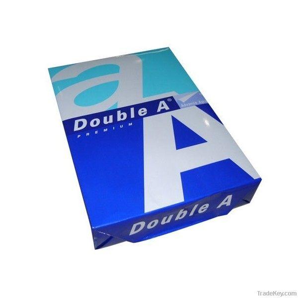 Double A copy paper 80gsm