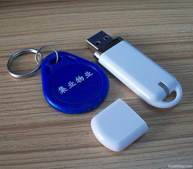 13.56MHz HF reader  1K mifare1 RFID reader