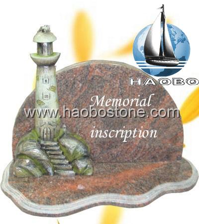 Granite Memorial Plaques