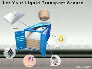Top quality Flexitank for bulk liquid transport