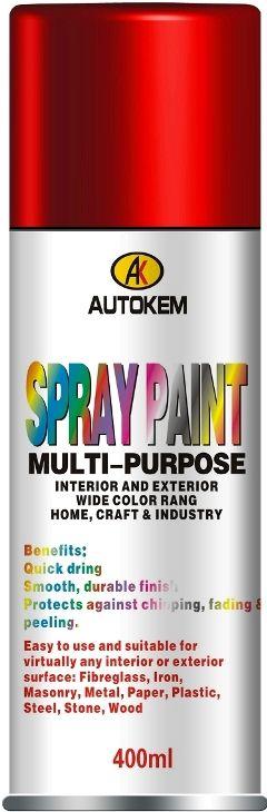 All Purpose Spray Paint