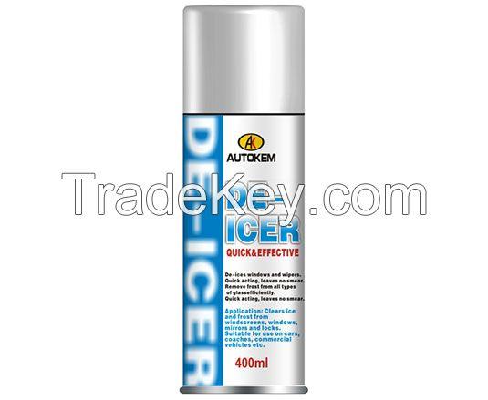 Ice remover,car care De icer Spray(-50 degree)
