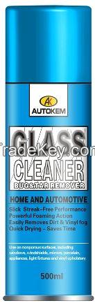 Aerolsol Anti-Mist Glass Cleaner Spray