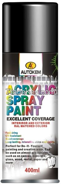 Acrylic Spray Paint, Graffiti Spray Paint