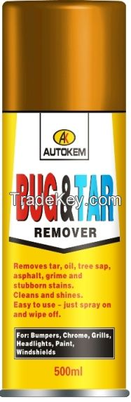 Bug and tar remover,Bad bug removal,car care product