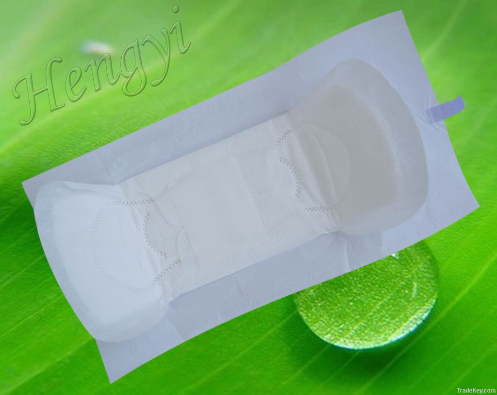 Ultra Thin Winged Sanitary Napkin