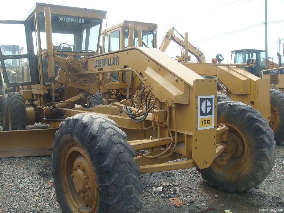 Used Caterpillar Grader 12G Motor Grader