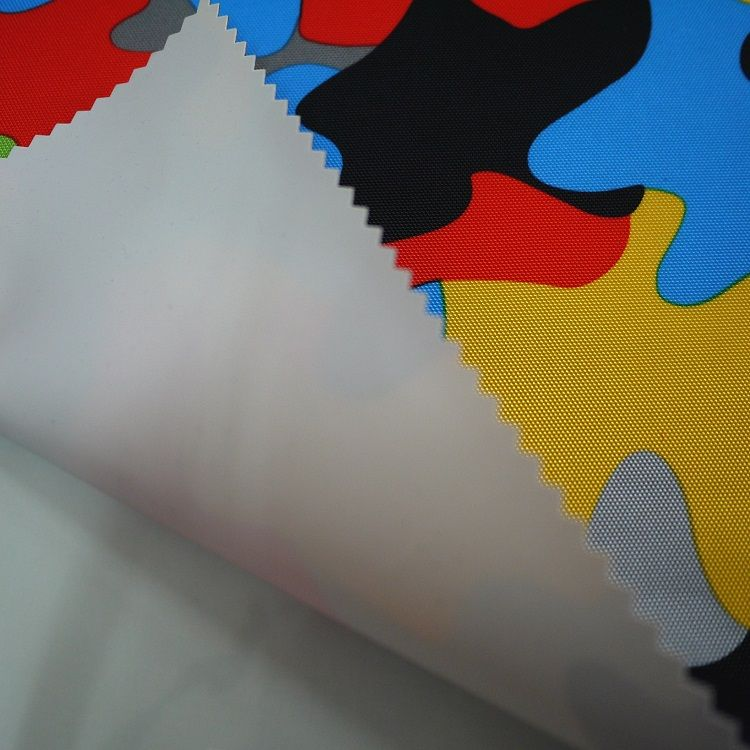 600D oxford pvc coated fabric for bags and luggage and tent