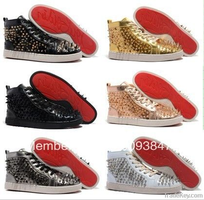 Men's Sneakers with spikes