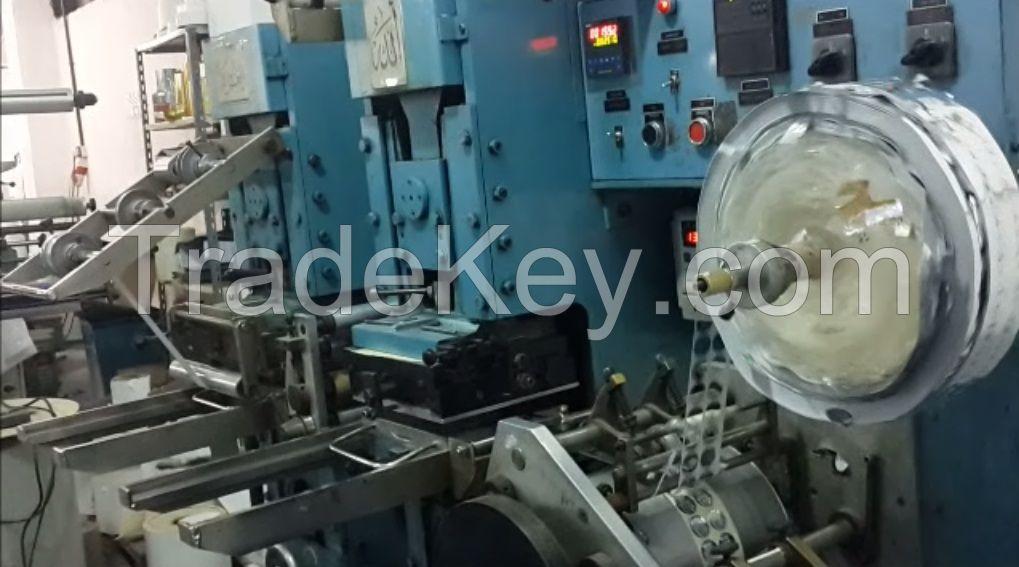 Aldo Berra label printing mahcine