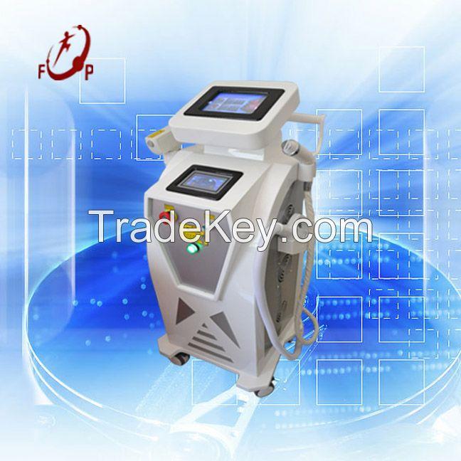 Multi-functional  Laser+ IPL+RF Beauty Machine