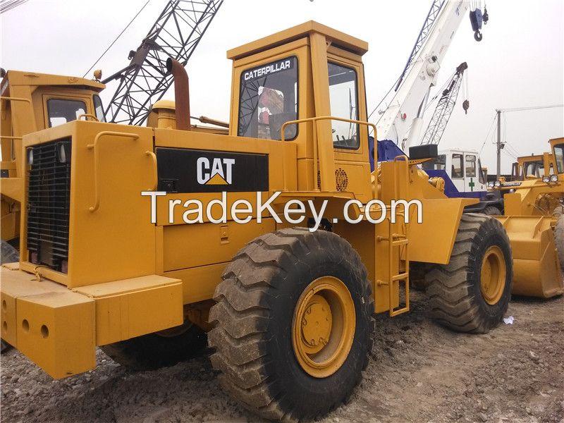 Used CAT 966E wheel loader Caterpillar 966E loader