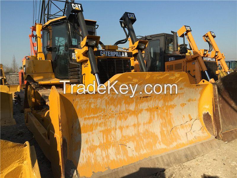 Used CAT D7R bulldozer Caterpillar D7R Dozer
