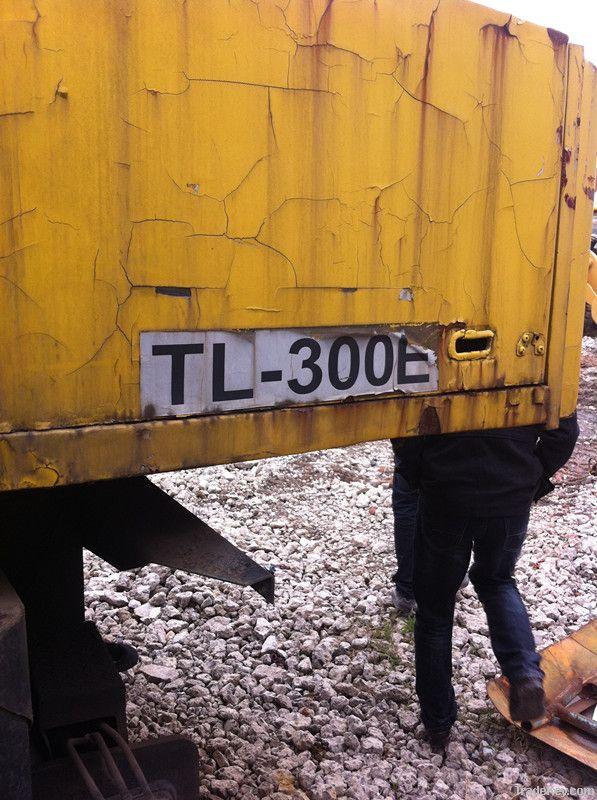 tadano truck crane tg30