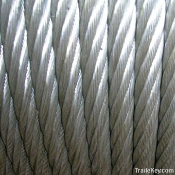 6x37 steel wire rope