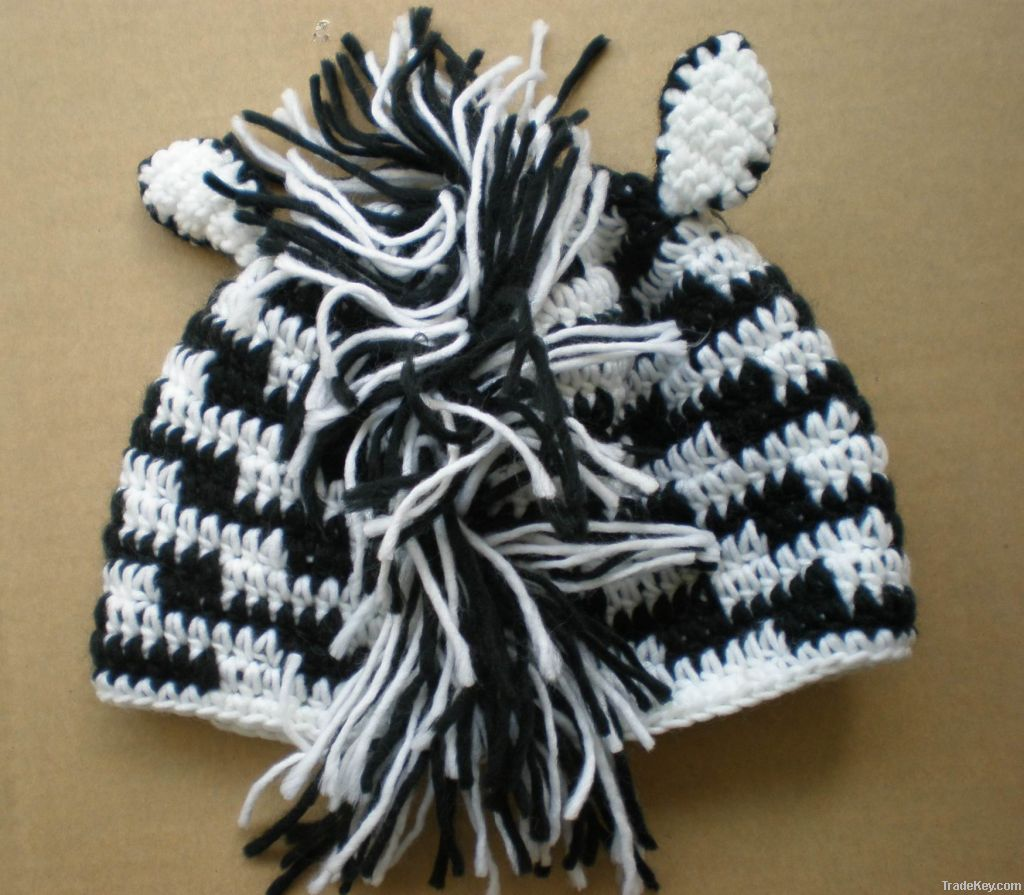 animal hat for baby
