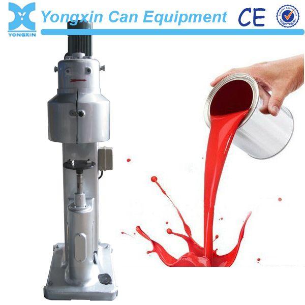 tin can seamer/ tin can sealing machine/ sealer