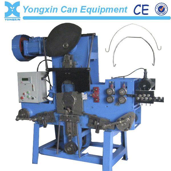 Mechanical Pail Bucket handle making machine