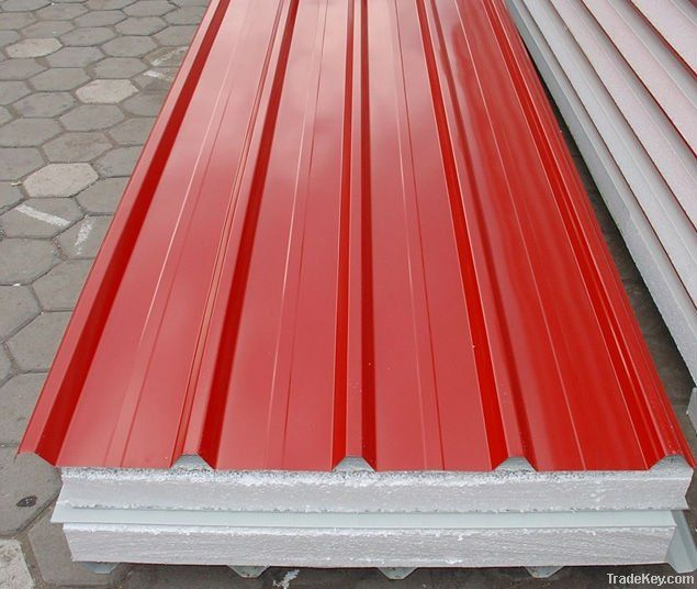 EPS Sandwich Panel Roof Panel V960/V980