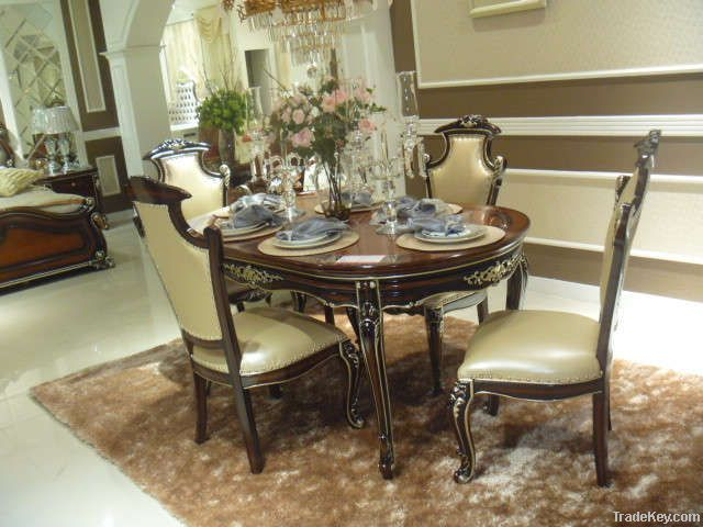 table, chair, cabinet