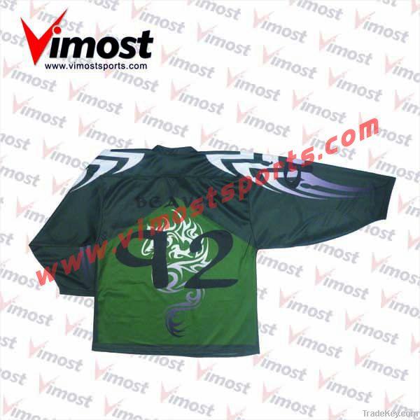 hot sale subilimation customice hockey wear, jersey