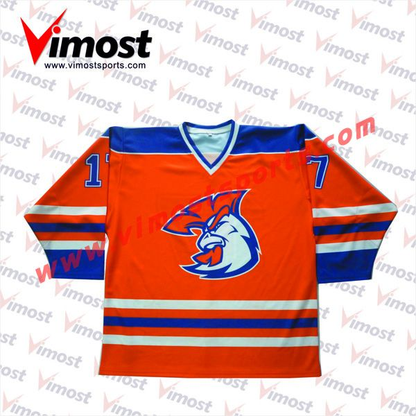 OEM Ice Hockey Jersey