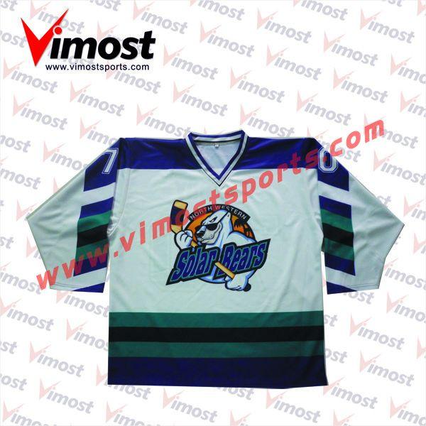 Sublimation Ice hockey wear