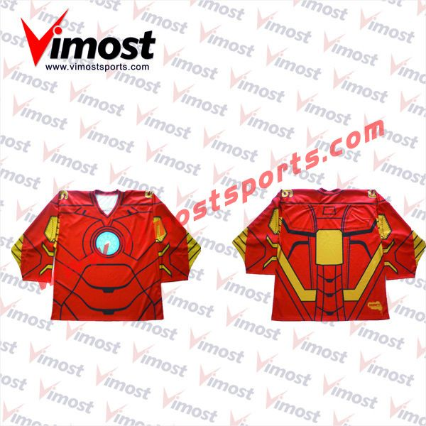 Dye-sub Ice Hockey Jersey