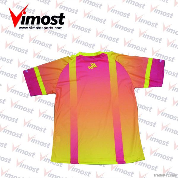 100% custom T-shirt with sublimation