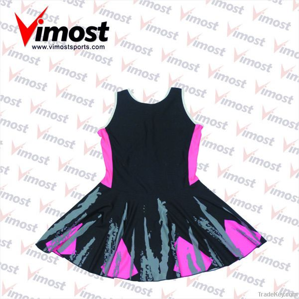 hot sale custom netball dress, netball wear, with sublimation