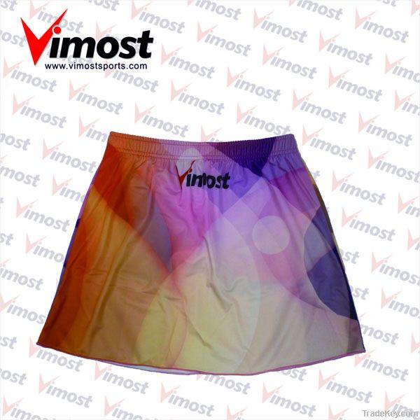 Hot sale high quality netball skirt