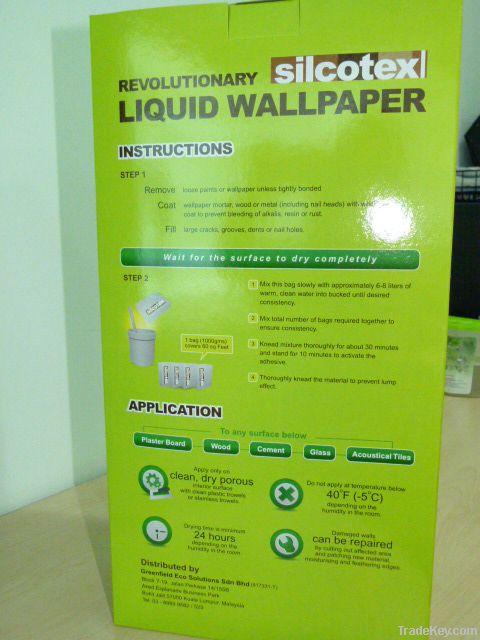 Silcotex Liquid Wallpaper