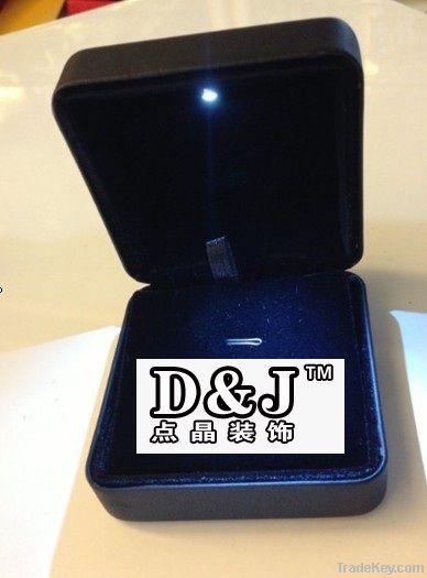 LED light jewelry box