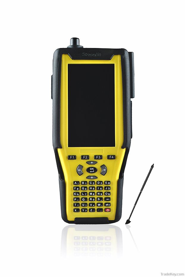 Slender GPS Rugged PDA