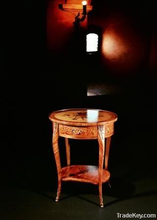 Louis XV style coffe table Mod. VIOLIN