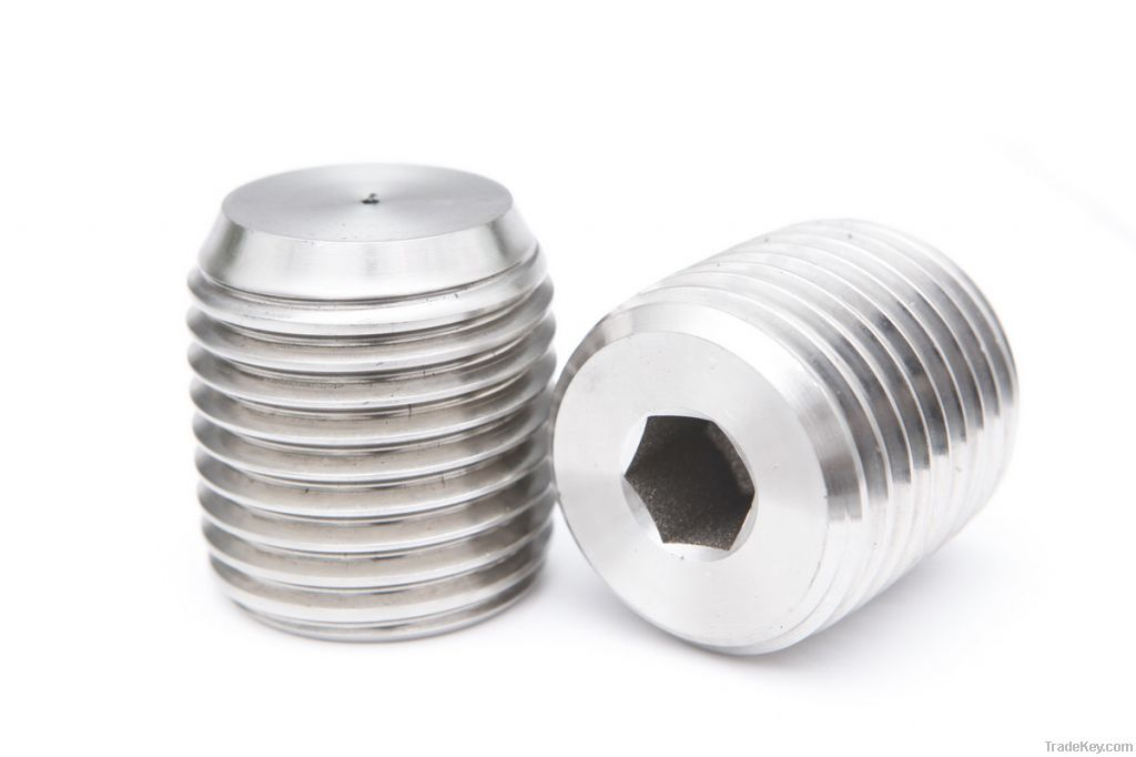 some types screws