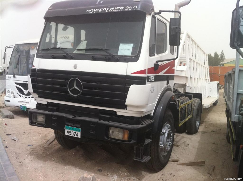 Mercedes 1995 LB 2038 with A Frame